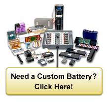 custom battery cta button